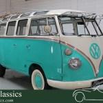 Volkswagen T1 Samba Bus 1971 For Sale At Erclassics