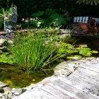 1. Wängerlander Gartenspaziergang – Abschlussveranstaltung