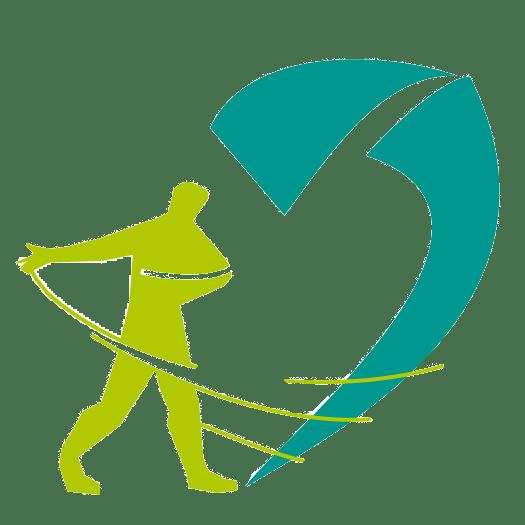 Logo Erde und Flut