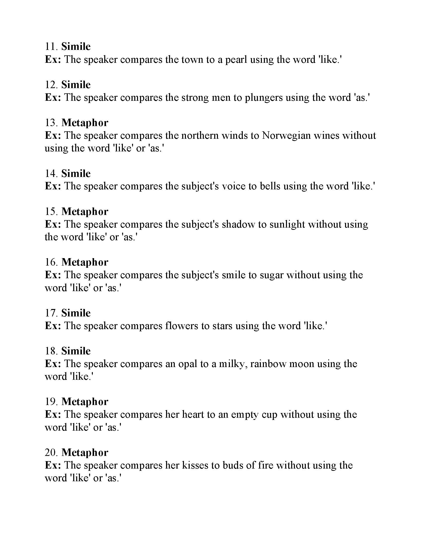 Mcdonald Publishing Company Worksheet Answers