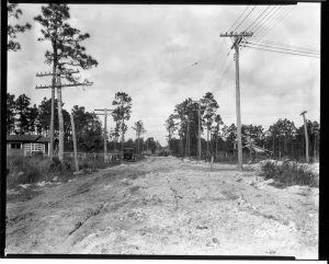 N Florida Ave. 1925 (2 yrs before Water Tower)