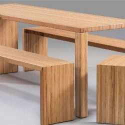 baubuche-tablestool