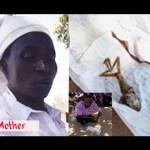 woman borns frog. www.eremmel.com