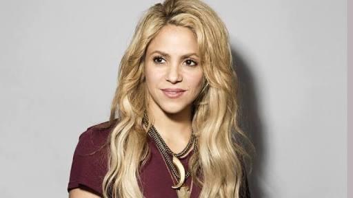 Shakira charge. www.eremmel.com