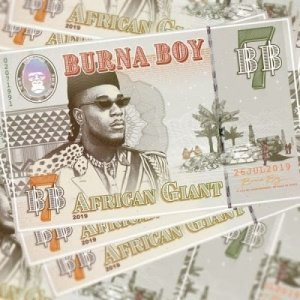 Download Burna Boy Destiny mp3. www.eremmel.com