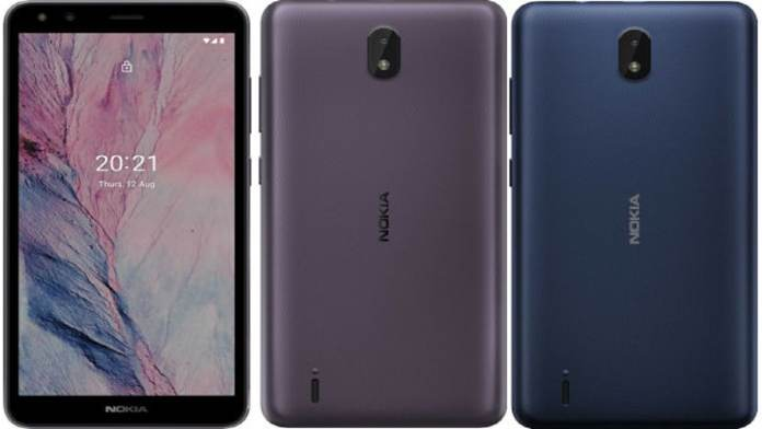 Nokia officially announces the Nokia C01 Plus phone at a reduced price