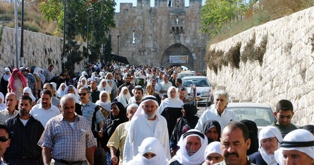 The Jerusalem-Palestinians: Identity and Identification