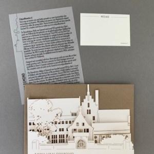 Abdij van Egmond kaart set