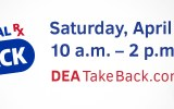 DEA National Prescription Drug Take Back Day
