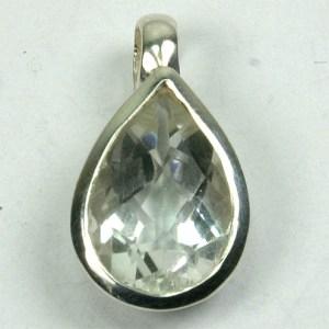 AN97 Bergkristall 8x12 mm