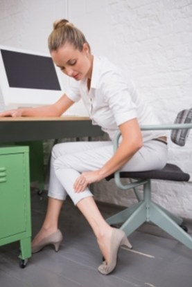 RUbbing the painful area another way to detect musculoskeletal disorders
