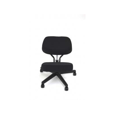 ergonomic chair betterposture saddle chair jobri amazon com