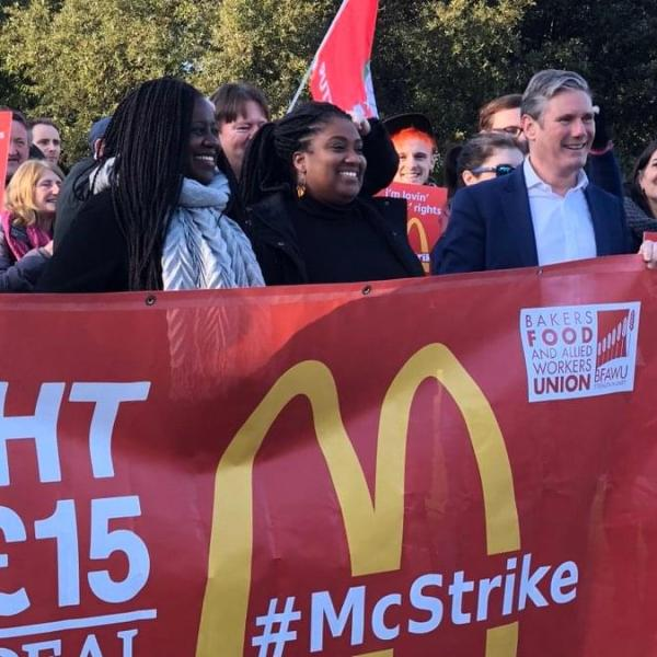 EFFAT – καταγγελία για την αποτυχία της McDonald να αντιμετωπίσει τη σεξουαλική παρενόχληση