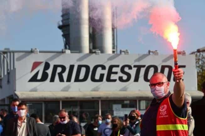 Γαλλία: Έκλεισε το εργοστάσιο της Bridgestone,863 εργαζόμενοι έμειναν στον δρόμο
