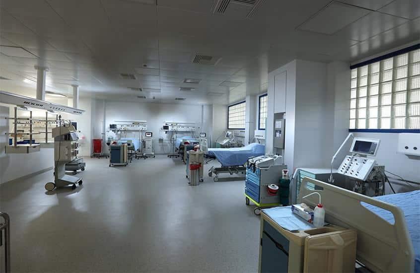 Συστήνονται 1800 επιπλέον οργανικές θέσεις για την στελέχωση των ΜΕΘ, ψηφίζεται σήμερα το νομοσχέδιο του Υπουργείου Υγείας (όλα τα άρθρα)