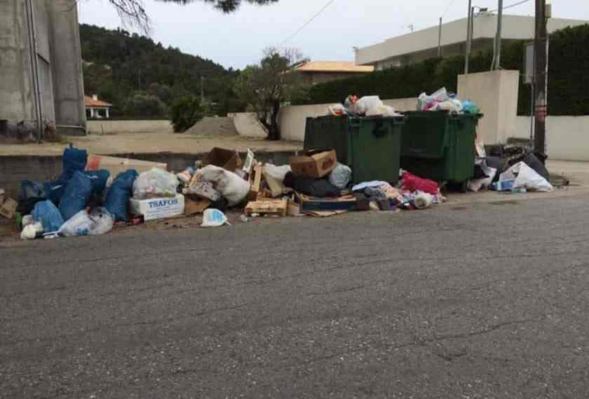 Εισαγγελικός έλεγχος για την αποκομιδή των σκουπιδιών από ιδιώτες από τον Δήμο Ρόδου!