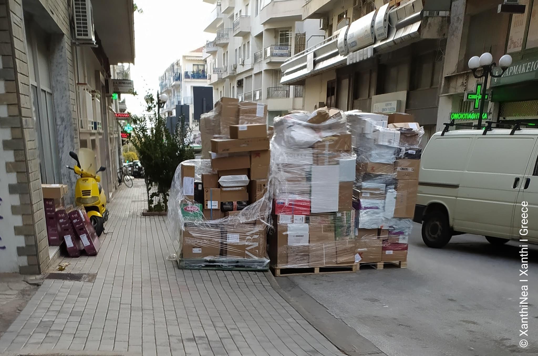 Απίστευτες καταγγελίες: «Bόμβα» για ACS, Speedex, ΕΛΤΑ, Γενική Ταχυδρομική