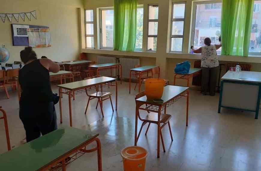 Δήμος Ιωαννιτών: Απλήρωτες σχολικές καθαρίστριες