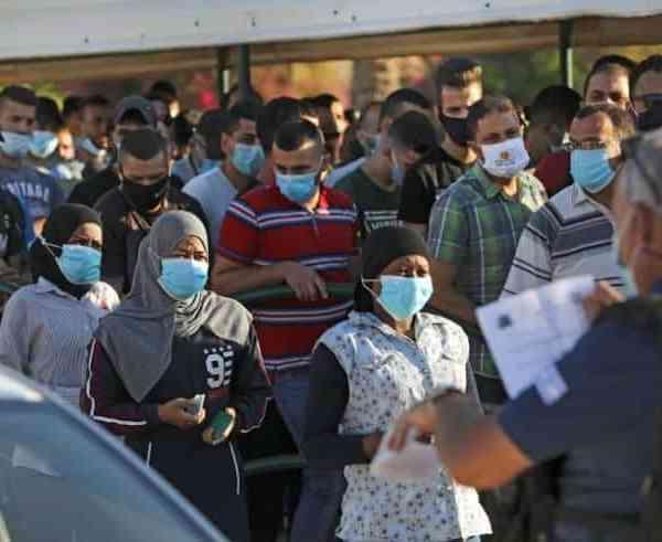 Εκμετάλλευση Παλαιστινίων εργατών που εργάζονται στο Ισραήλ