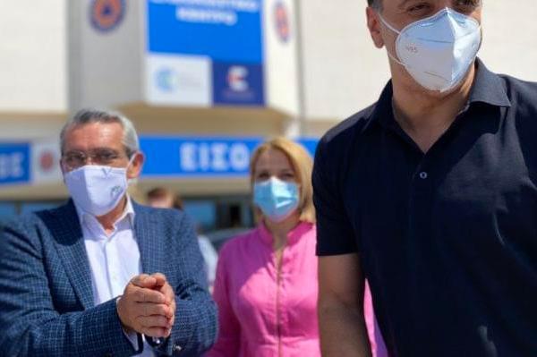 Κικίλιας: Έκκληση στους εργαζόμενους στον τουρισμό να εμβολιαστούν