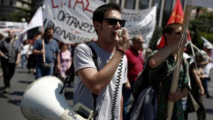 Άτολμο το Εργατικό Κέντρο Αθηνών, πρότεινε στάση εργασίας στις 16 Ιούνη και συλλαλητήριο στις 5μμ στο Σύνταγμα.