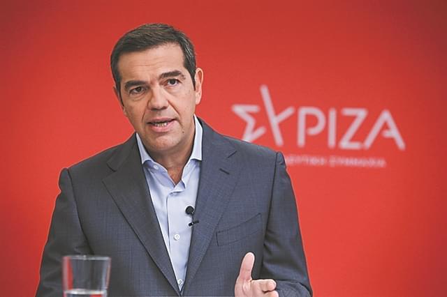 Αλέξης Τσίπρας / «Για να κερδίσουμε το κέντρο πρέπει να στρίψουμε αριστερά»
