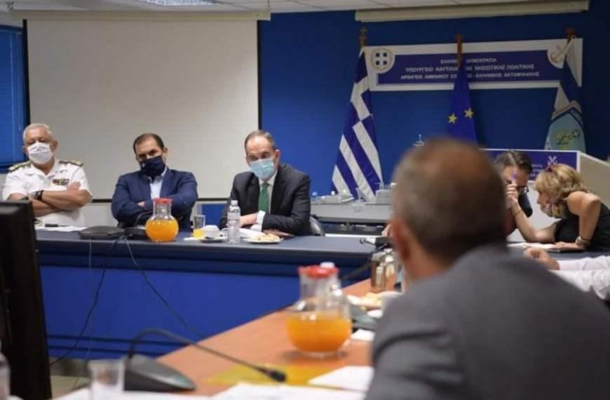Συνάντηση ΠΝΟ με Γ. Πλακιωτάκη για τα θέματα που απασχολούν τους ναυτικούς