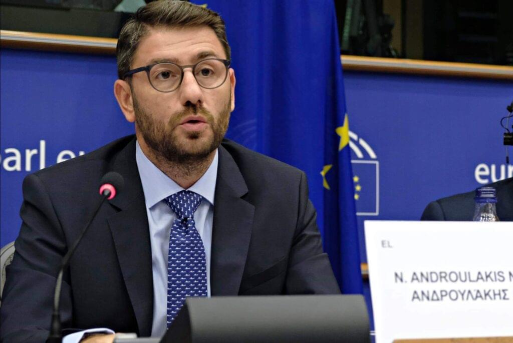 Ν. Ανδρουλάκης: Το ΚΙΝΑΛ χρειάζεται ανανέωση-Μπορώ να μεγαλώσω την παράταξη