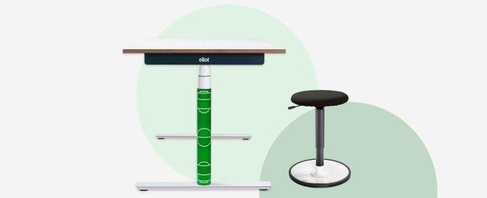 Von der Grundschule bis zum Studium: Ein Schreibtisch für jede Phase