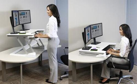 Height adjustable desk manufacturer