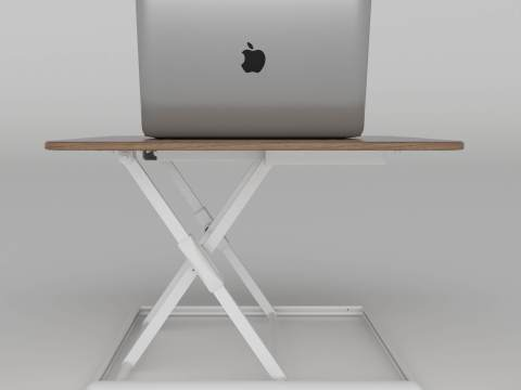 wooden desktop best pro macbook stand manufacture 01