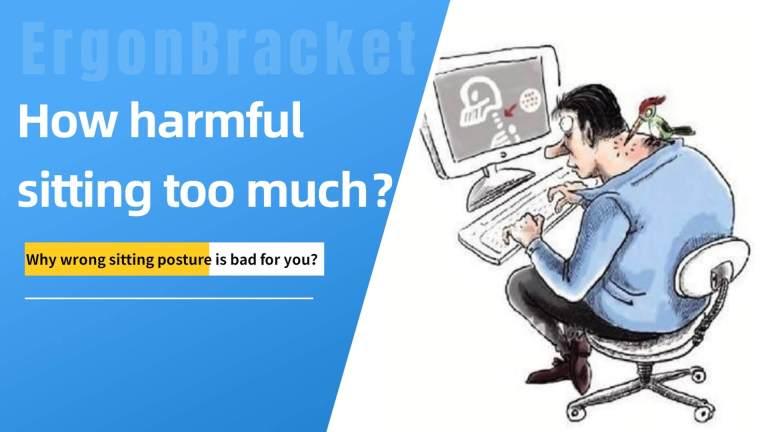 How harmful sitting too much?