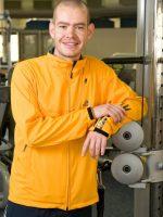 Ergosport Model, Prof Ross Tucker (international). Ergosport Models supplies celebrity sports models, athletes and body doubles