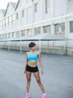 Ergosport Model, nikki v. Ergosport Models supplies celebrity sports models, athletes and body doubles