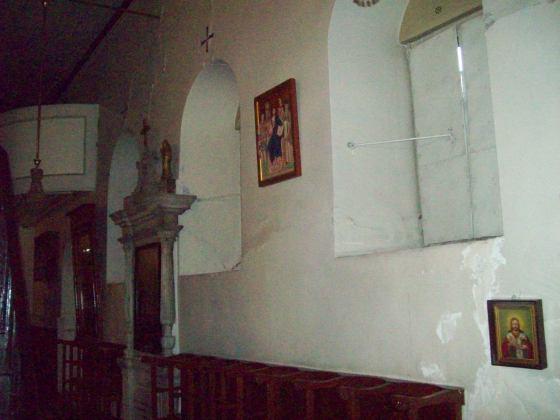 12-Edirnekapı Aya Yorgi Kilisesi Güney Duvarındaki Pencereler