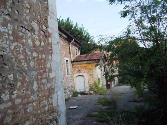 19-Edirnekapı Aya Yorgi Kilisesi Güney Cephesi (Batıdan Doğuya) Köşelerde Kullanılan Kesme Taşlar