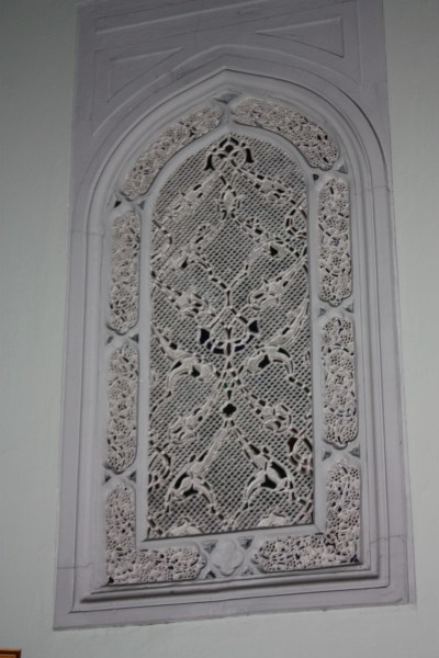 Alçı içlik pencereleri