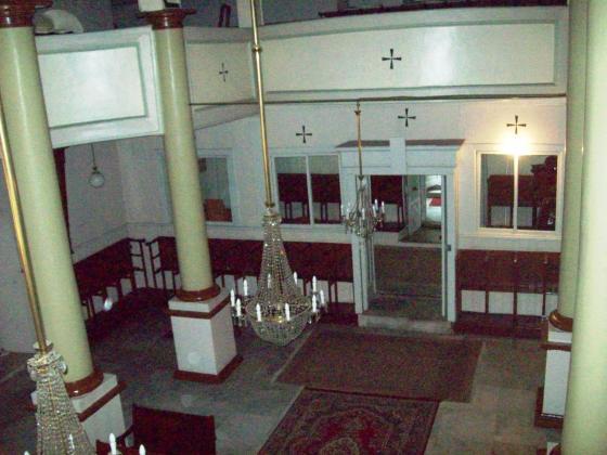 9-Edirnekapı Aya Yorgi Kilisesi Sütunlar ve Postamentler