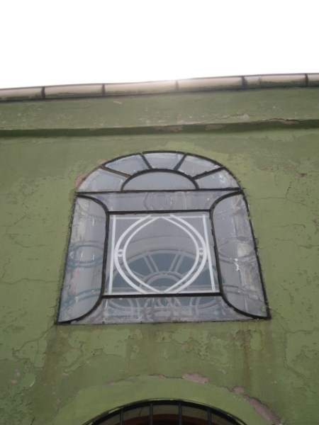 Üst Kat Pencere Detayı