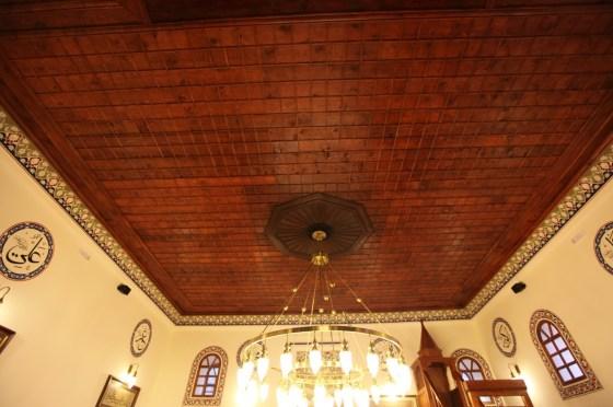 Uygulama sonrasında harim ahşap tavan (fotoğraf 29)