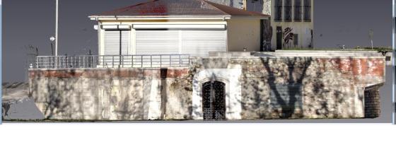 Ön cephe (giriş duvarı)