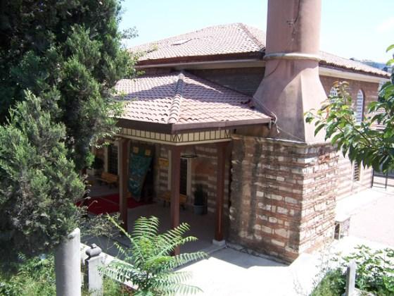 Şah Sultan Camii