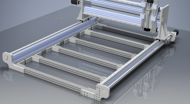 DIY CNC Milling