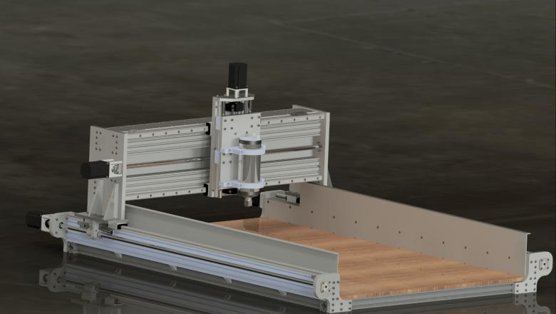 CNC Milling – Update Jan 31
