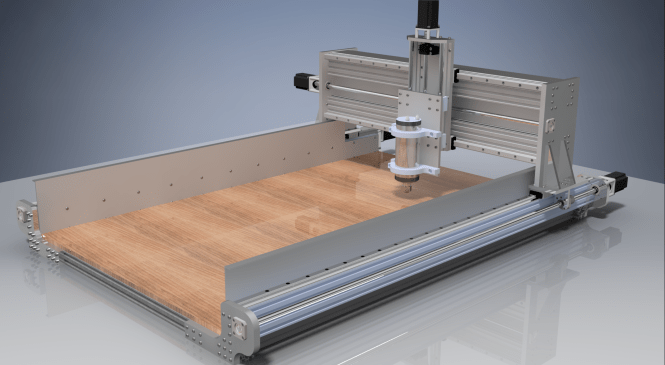 CNC Milling Machine – Update