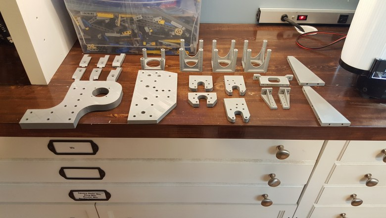 CNC Milling – Update – 3D Printing and ordering