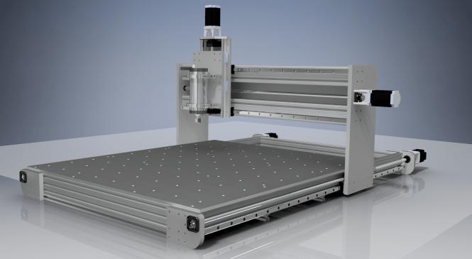 CNC Mill – Update / V2