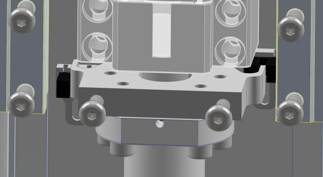 Z axis limit switches