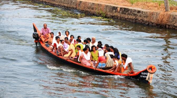 Inde : Le Kérala