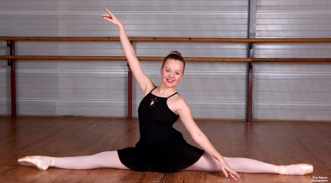 Danse classique : Léa